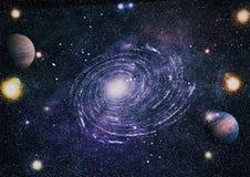 Планета - элементы этого изображения поставленные NASA стоковая фотография
