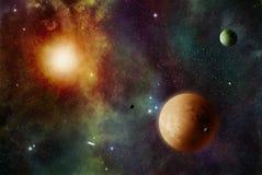 планеты Стоковое Изображение