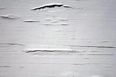 Планка покрашенная белизной Стоковые Изображения