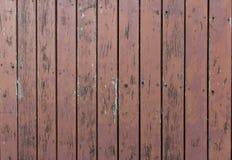 Планка древесины Брайна Стоковая Фотография