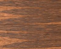 Планки грецкого ореха деревянные Стоковое Изображение
