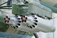 План ракетных установок Стоковое Изображение