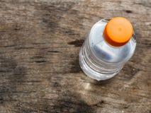 Пластичная бутылка с водой Стоковые Фотографии RF
