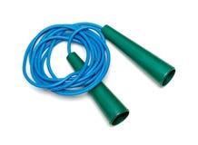 Пластичная веревочка скачки Стоковые Изображения RF