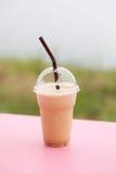 Пластичная кружка кофе Стоковая Фотография RF