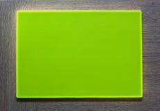 Пластичная плита Стоковая Фотография RF