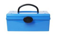Пластичная сподручная коробка Стоковое Изображение RF