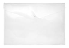 пластичная сумка файла Стоковое Фото