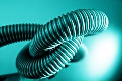 Пластичная трубка Стоковая Фотография RF