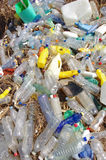Пластичное загрязнение Стоковые Фото