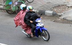 Пластичное пальто Стоковое Фото