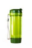 Пластичное перемещение бутылки питьевой воды Стоковая Фотография
