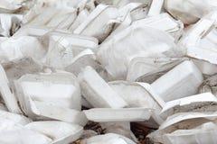 Пластичное containner Стоковые Изображения