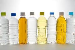 Пластичные бутылки Стоковые Фотографии RF