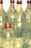 Пластичные бутылки Стоковая Фотография RF
