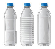 Пластичные бутылки Стоковое Изображение RF
