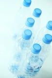 Пластичные бутылки Стоковое Фото