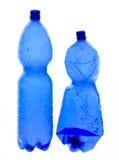 Пластичные бутылки Стоковое Изображение
