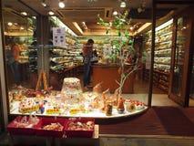 Пластичные модели еды Стоковое Изображение