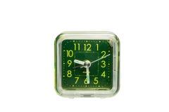 Пластичные часы Стоковое Фото