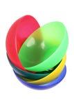 Пластичные шары Стоковое Изображение