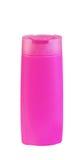 Пластичный насос бутылки геля, жидкостного мыла, лосьона, сливк, шампуня Стоковое Изображение