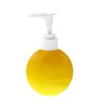 Пластичный насос бутылки геля Стоковые Изображения RF