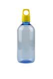 Пластичный стиль спорта бутылки с водой Стоковые Изображения RF