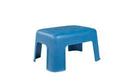 Пластичный стул Стоковая Фотография