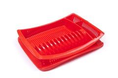 Пластичный drainer Стоковые Фотографии RF