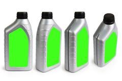 Пластмасовый контейнер на белой предпосылке Стоковая Фотография RF