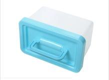 Пластмасовый контейнер с ручкой Стоковая Фотография RF