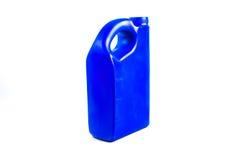 Пластмасовый контейнер для изолированного автотракторного масла, бутылки машинного масла Стоковая Фотография