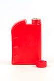Пластмасовый контейнер для изолированного автотракторного масла, бутылки машинного масла Стоковое Изображение