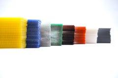 Пластмасса Pp рифлёная Стоковая Фотография