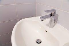 Плата ванной комнаты Стоковые Изображения