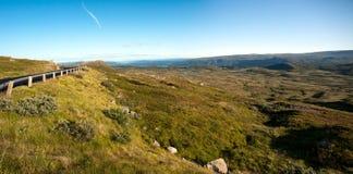Плато Valdresflye горы, Jotunheimen Стоковое Изображение RF