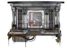 Платформа дока Стоковая Фотография RF