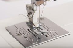 Платформа швейной машины Стоковые Фото