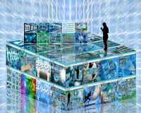 платформа Стоковые Изображения RF
