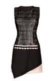 Платье черноты ` s женщин стоковое фото