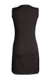 Платье черноты ` s женщин Стоковые Изображения RF