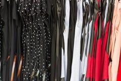 Платья лета Стоковая Фотография RF