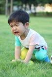 Плача ребенк Стоковые Фотографии RF