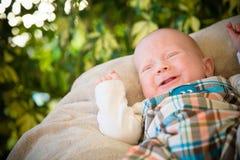 Плача ребёнок Стоковые Фотографии RF