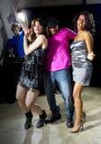 Плейбой на ночном клубе стоковая фотография rf