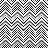 Племенное винтажное этническое безшовное Стоковое фото RF