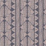Племенное винтажное этническое безшовное Стоковое Изображение RF