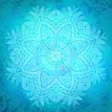 Племенной цветок Стоковые Фото