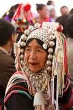Племя холма Стоковое фото RF